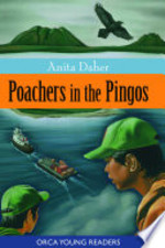 Book cover of POACHERS IN THE PINGOS
