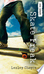 Book cover of SKATE FREAK