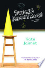 Book cover of DUNCES ANONYMOUS