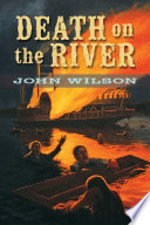 Book cover of DEATH ON THE RIVER