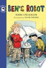 Book cover of BEN'S ROBOT