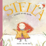 Book cover of STELLA QUEEN OF THE SNOW