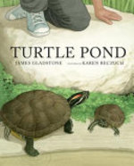Book cover of TURTLE POND