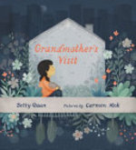 Book cover of GRANDMOTHER'S VISIT