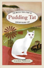 Book cover of MOSTLY TRUE STORY OF PUDDING TAT ADVENTU
