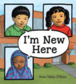 Book cover of I'M NEW HERE