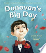 Book cover of DONOVAN'S BIG DAY