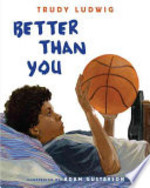 Book cover of BETTER THAN YOU