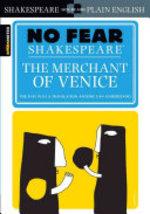 Book cover of MERCHANT OF VENICE - NO FEAR SHAKESPEARE