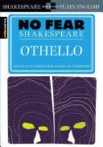 Book cover of OTHELLO - NO FEAR SHAKESPEARE