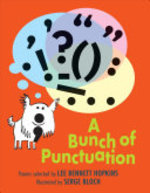 Book cover of BUNCH OF PUNCTUATION