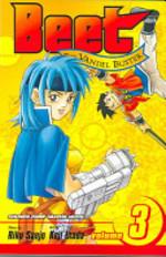 Book cover of BEET 03 VANDEL BUSTER