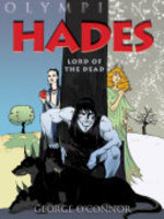 Book cover of OLYMPIANS 04 HADES LORD OF THE DEAD