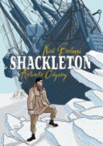 Book cover of SHACKLETON