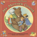 Book cover of MY MOTHER GOOSE