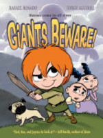 Book cover of GIANTS BEWARE