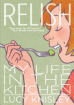 Book cover of RELISH - MY LIFE IN THE KITCHEN