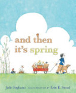 Book cover of & THEN IT'S SPRING