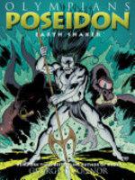 Book cover of OLYMPIANS 05 POSEIDON EARTH SHAKER
