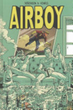 Book cover of AIRBOY DELUXE EDITION