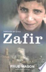 Book cover of THROUGH MY EYES - ZAFIR