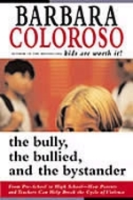 Book cover of BULLY THE BULLIED & THE BYSTANDER