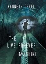 Book cover of LIVE FOREVER MACHINE