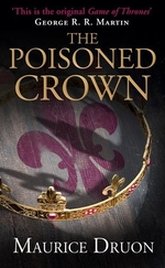 Book cover of ACCURSED KINGS 03 THE POISONED CROWN
