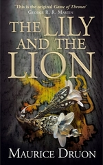 Book cover of ACCURSED KINGS 06 THE LILY & THE LION