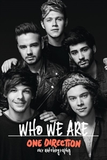 Book cover of 1 DIRECTION AUTOBIO