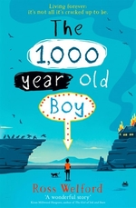 Book cover of 1000-YEAR-OLD BOY