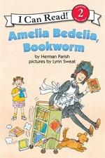 Book cover of AMELIA BEDELIA BOOKWORM