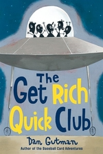 Book cover of GET RICH QUICK CLUB