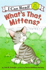 Book cover of WHAT'S THAT MITTENS
