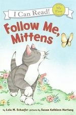 Book cover of FOLLOW ME MITTENS