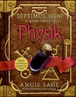 Book cover of SEPTIMUS HEAP 03 PHYSIK
