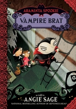 Book cover of ARAMINTA SPOOKIE 04 VAMPIRE BRAT