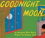 Book cover of GOODNIGHT MOON