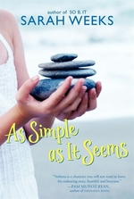 Book cover of AS SIMPLE AS IT SEEMS