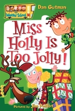 Book cover of MWS 14 - MISS HOLLY IS TOO JOLLY