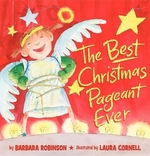 Book cover of BEST CHRISTMAS PAGEANT EVER