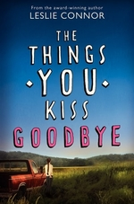 Book cover of THINGS YOU KISS GOODBYE