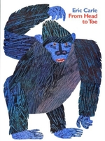 Book cover of FROM HEAD TO TOE BIG BOOK
