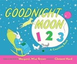 Book cover of GOOD NIGHT MOON 123