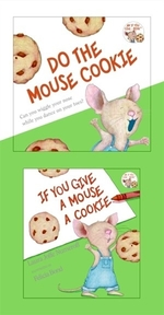 Book cover of IF YOU GIVE A MOUSE A COOKIE MINI BK&CD