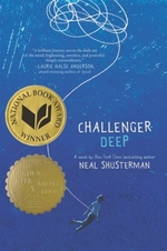 Book cover of CHALLENGER DEEP