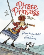 Book cover of PIRATE PRINCESS