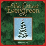 Book cover of LITTLEST EVERGREEN