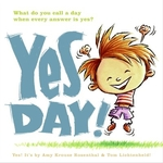 Book cover of YES DAY