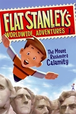 Book cover of FLAT STANLEY 01 MOUNT RUSHMORE CALAMITY